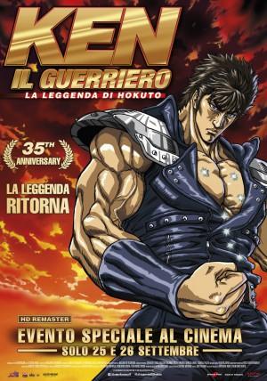 Ken il Guerriero - La Leggenda di Hokuto Cover
