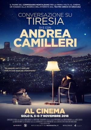 Copertina Conversazione su Tiresia. Di e con Andrea Camilleri
