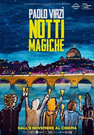 Copertina Notti Magiche