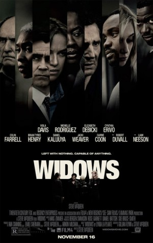 Widows - Eredità Criminale Cover