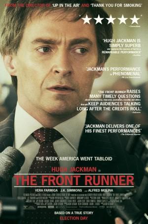 The Front Runner: Il vizio del potere Cover