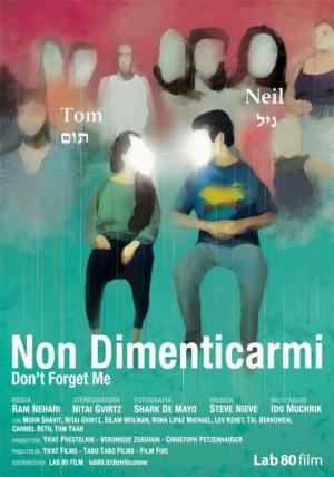 Copertina Non dimenticarmi - Don't Forget Me