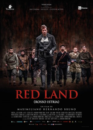 Red Land (Rosso Istria) Cover