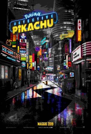 POKÉMON Detective Pikachu Cover