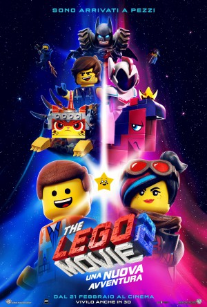 The Lego Movie 2 Cover