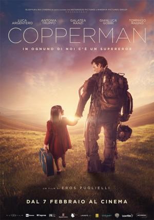 Copperman Cover