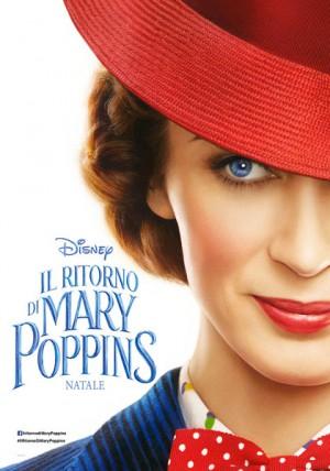 Il Ritorno di Mary Poppins Cover