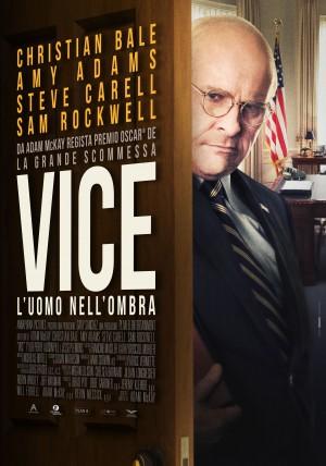 Vice - L'uomo nell'ombra Cover