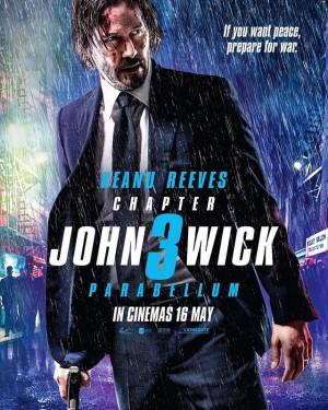 John Wick 3 - Parabellum Cover