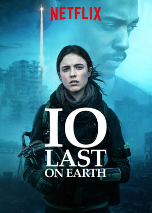 IO Last on Earth Cover