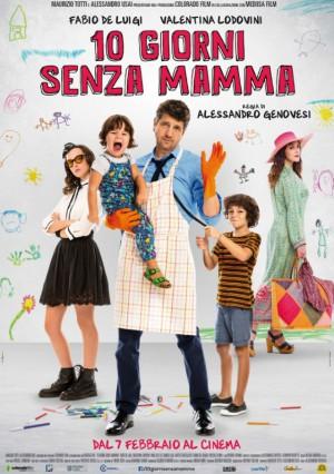 10 Giorni Senza Mamma Cover