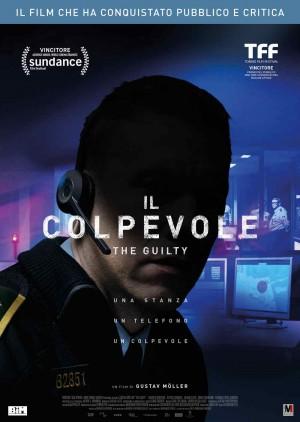Il colpevole Cover