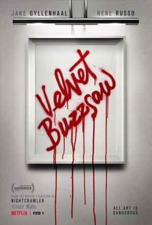 Velvet Buzzsaw Cover