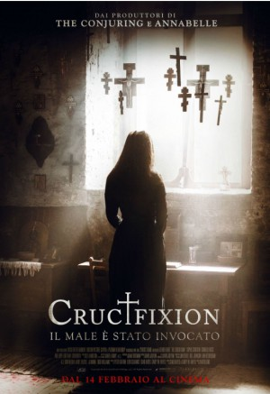 Crucifixion Cover