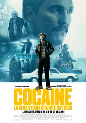 Cocaine: La vera storia di White Boy Rick Cover