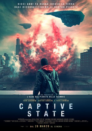 Captive State Cover