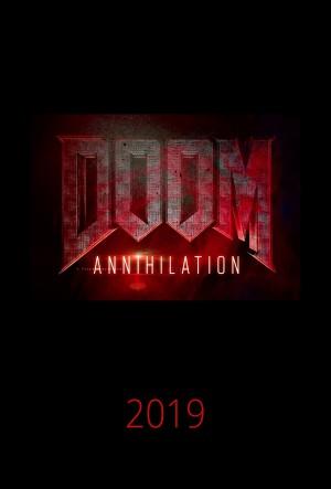 Copertina Doom: Annihilation