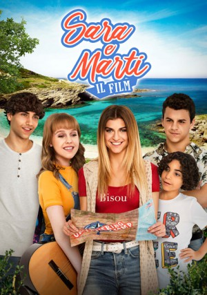 Sara e Marti - Il Film Cover