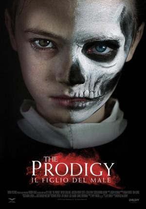 The Prodigy - Il Figlio del Male Cover