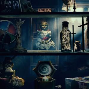 Annabelle 3 Cover