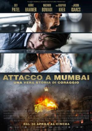 Attacco a Mumbai Cover