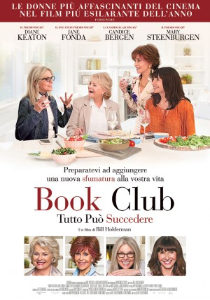 Copertina Book Club - Tutto può succedere