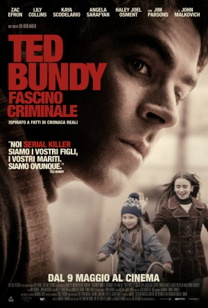 Ted Bundy - Fascino Criminale Cover