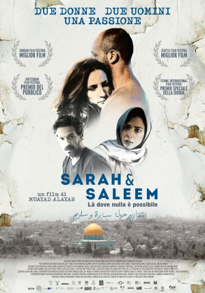 Copertina Sarah & Saleem