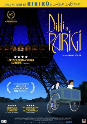 Dililì a Parigi Cover