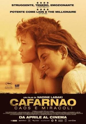 Cafarnao - Caos e miracoli Cover