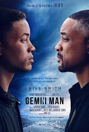 Gemini Man Cover