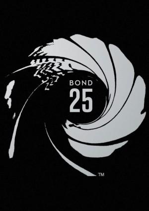 Copertina Bond 25