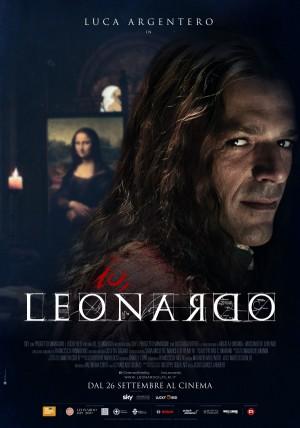 Io, Leonardo Cover
