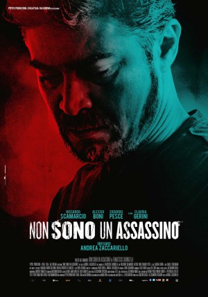 Non sono un assassino Cover