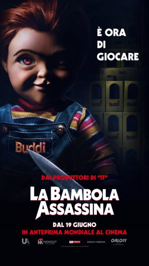 La Bambola Assassina Cover