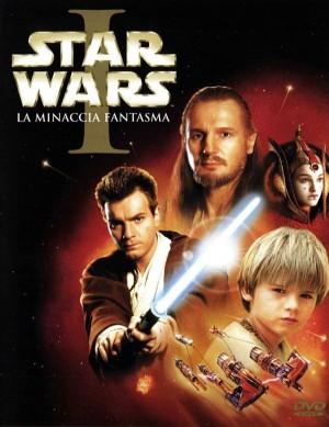 Star Wars: Episodio I - La minaccia fantasma Cover