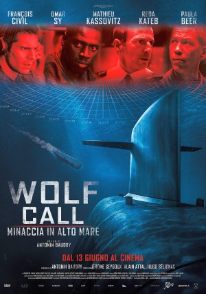 Wolf Call - Minaccia in alto mare Cover