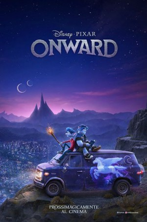 Onward Cover