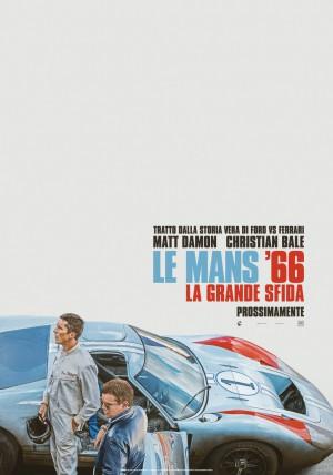 Le Mans '66 - La Grande Sfida Cover