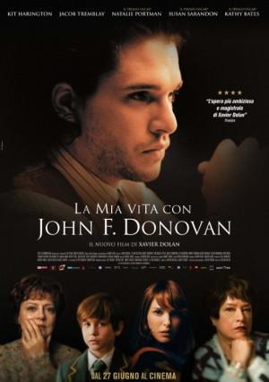 La mia vita con John F. Donovan Cover