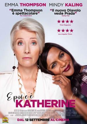 E poi c'è Katherine Cover