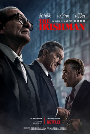 The Irishman Cover