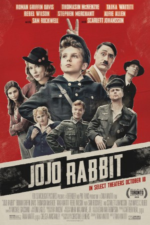 Jo Jo Rabbit Cover