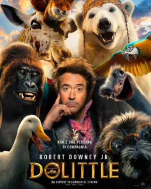 Dolittle Cover