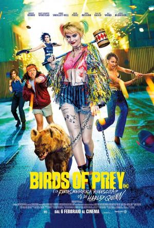 Birds of Prey  (e la fantasmagorica rinascita di Harley Quinn) Cover