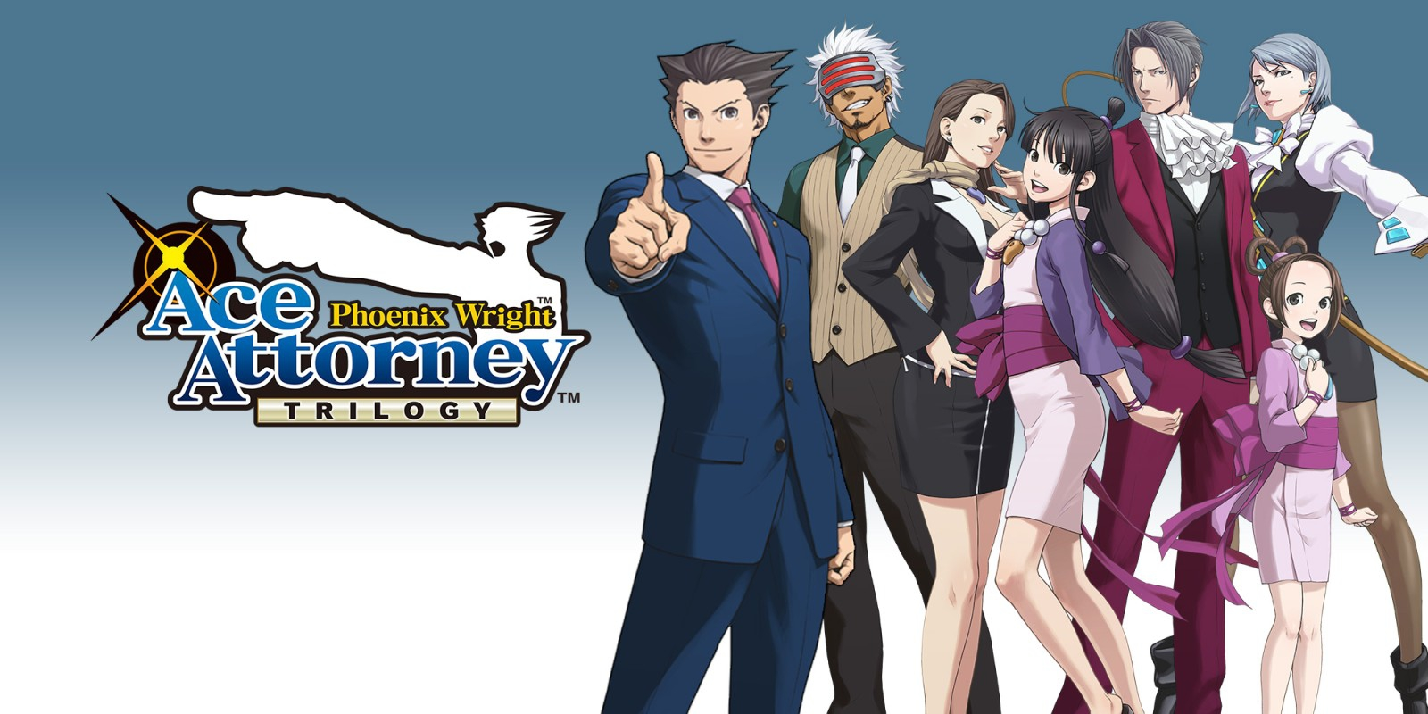 Recensione Phoenix Wright: Ace Attorney Trilogy
