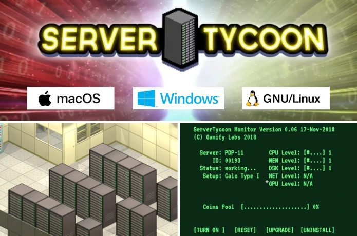 Speciale Server Tycoon