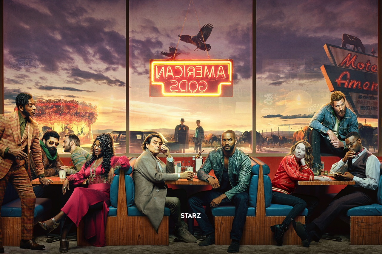 Speciale American Gods