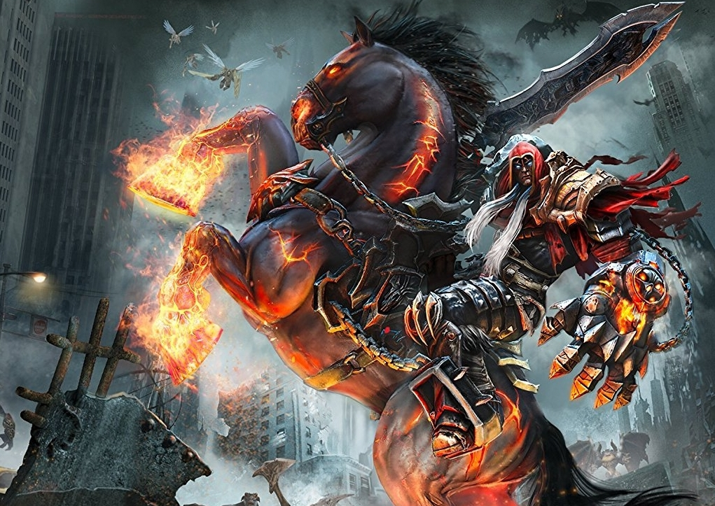 Recensione Darksiders: Warmastered Edition