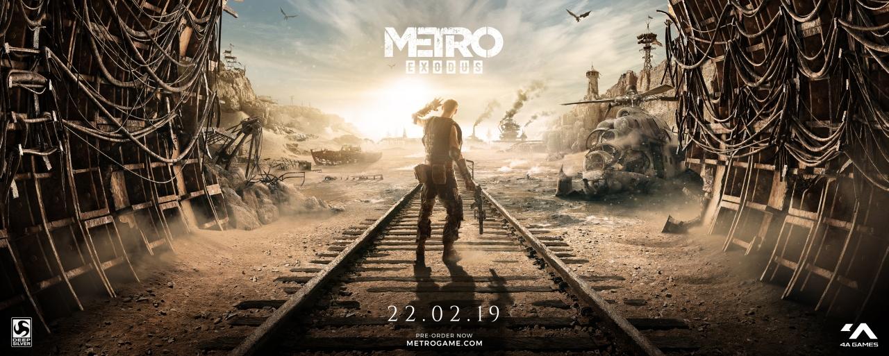 Hands On Metro Exodus